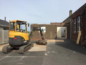 small-demolition